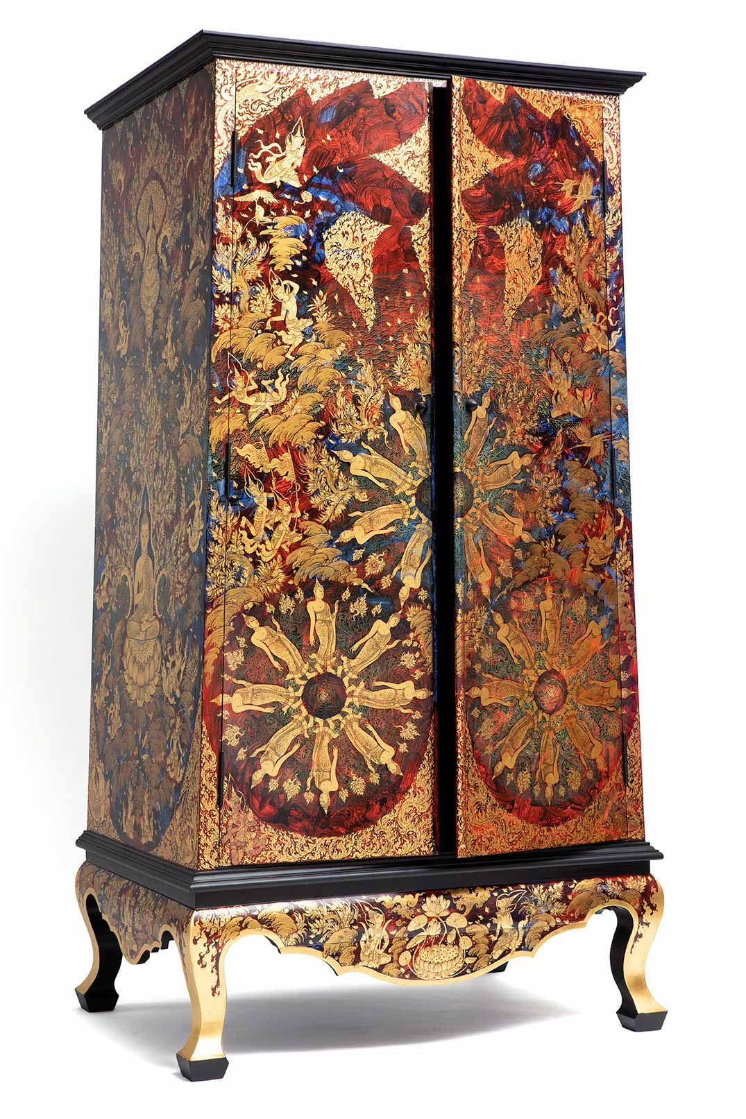 The Contemporary Tipitaka Cabinet No.10