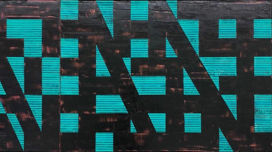 Large Alphabet No.2
