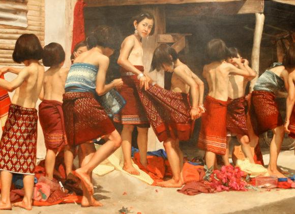Prepare for Thaidancing