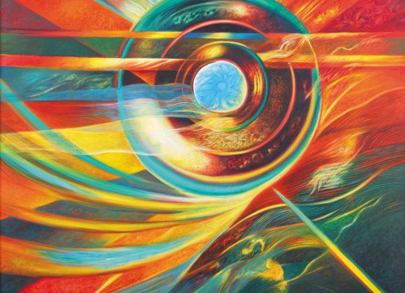 จักรวาล และ พระอาทิตย์