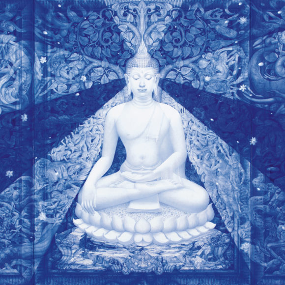 Buddha's Enlightenment 2011